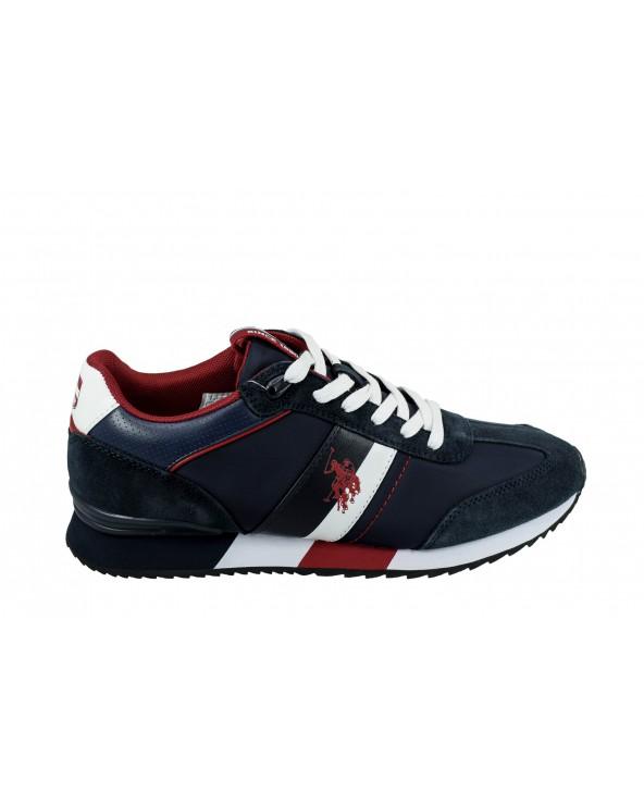 Sneakersy U.S POLO ASSN - FERRY4122S0/SN1 granatowy