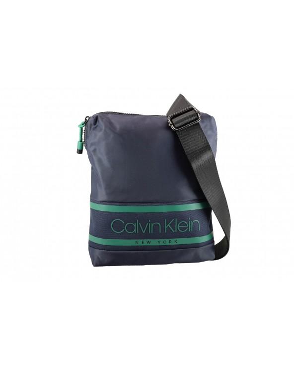 Torebka CALVIN KLEIN - K50K505378 CEF granatowy