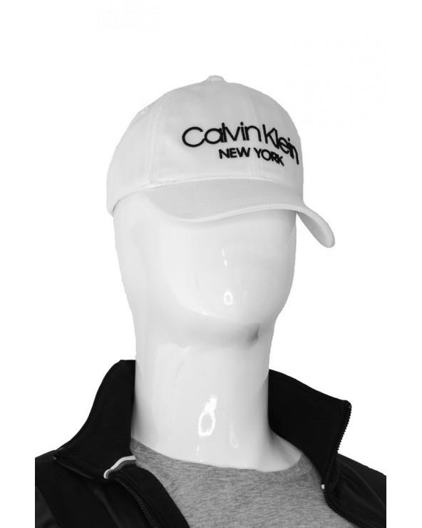 Czapka CALVIN KLEIN - K50K505440 YAG biały