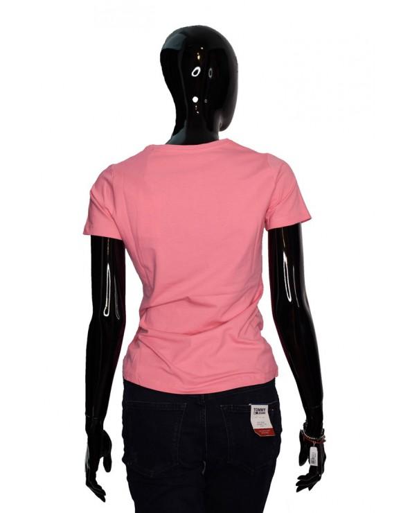 T- shirt PEPE JEANS - PL504290 VIRGINIA różowy