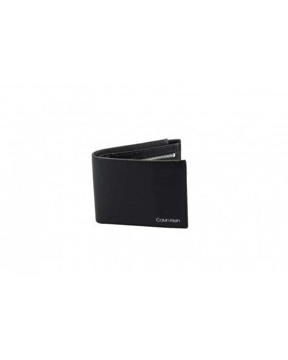 Portfel CALVIN KLEIN - K50K505433 BAX czarny