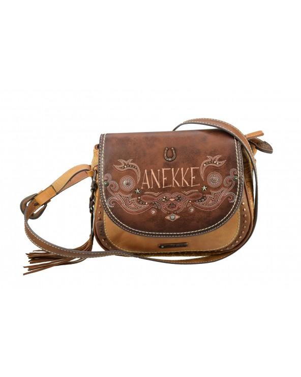 Torebka ANEKKE- 30703-34 brązowy