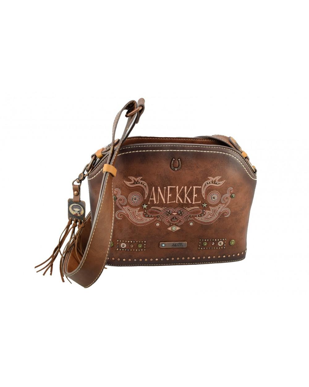 Torebka ANEKKE- 30702-119 brązowy