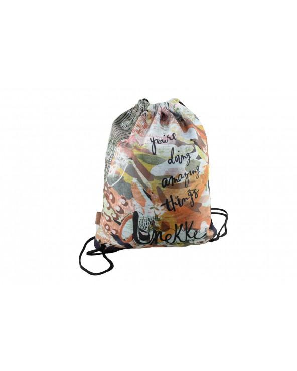 Worek/ plecak ANEKKE - 30710 zielony