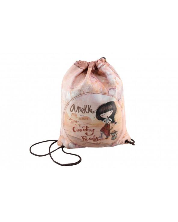 Worek/ plecak ANEKKE - 30710 łososiowy