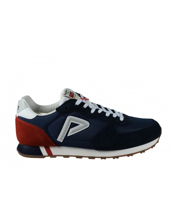 Sneakersy PEPE JEANS - PMS30610 granatowy