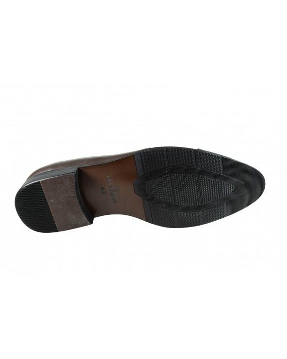 Półbuty JOHN DOUBARE - A648-32D-A56/A57 brązowy