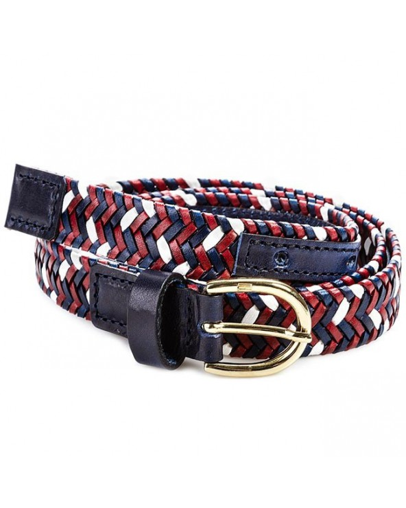 Pasek TOMMY HILFIGER - BW56923419 Bella Belt  multikolor