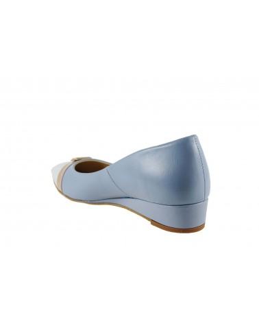 Ulmani Shoes - baleriny na klinie