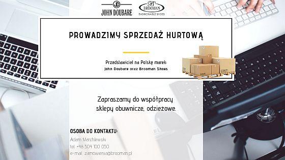 Sprzedaż Hurtowa Brooman